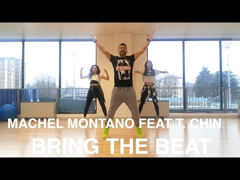 BRING THE BEAT - Machel Montano ft. Tessanne Chin  - ZUMBA CHOREOGRAPHY VIDEO ALE FELLONI