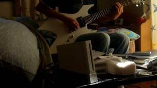 ギター歴三ヶ月の僕の友達が演奏しました へたくそですが見てやってくだ...