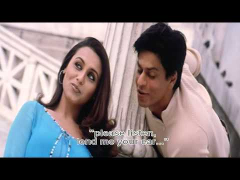 Suno Na Suno Na (Eng Sub) [Full Video Song] (HD) With Lyrics - Chalte Chalte thumbnail