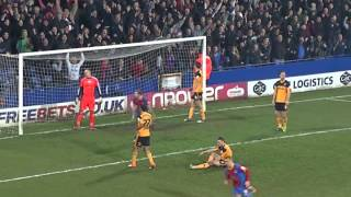 Highlights - Crystal Palace 4-2 Hull City - March 2013