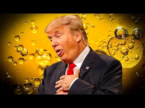 Trump Gets Pissy About Golden Shower Story
