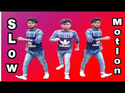 How To Slow Motion Walk ( Hip Hop Dance Moves Tutorial ) Dancer Sunny Arya