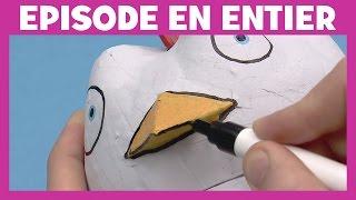 Art Attack - Le poulet russe - Sur Disney Junior - VF