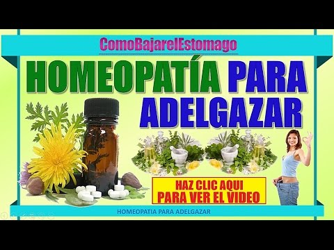 homeopatia para enflaquecer fucus male