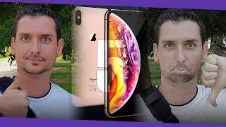 5 Cosas que me han gustado y 5 que NO de los nuevos iPhone XS, XS Max y XR