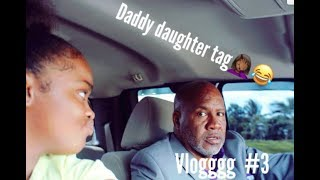 """""""DoLpHiNs AiN't A aNiMaL"""" II Daddy-daughter tag"""
