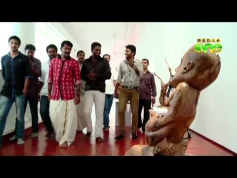 Teak Wood Sculpture Exihibition