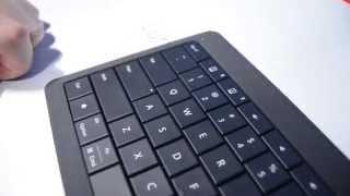 Conoce el Microsoft Universal Foldable Keyboard, el teclado para Windows Phone, Android y iOS