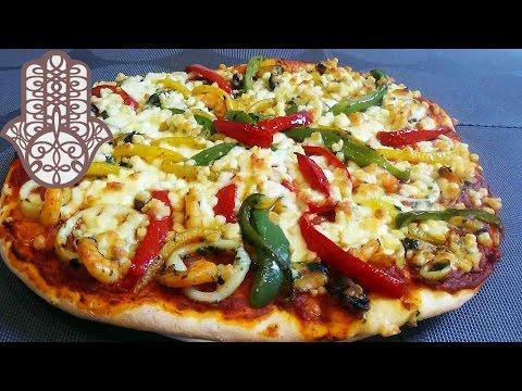 pizza-aux-fruits-de-mer