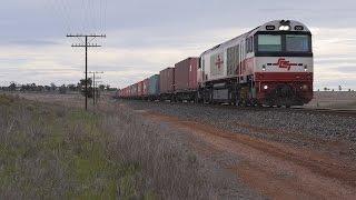 SCT intermodal : Australian Railways