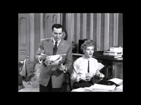 I Love Lucy - lucy writes a play