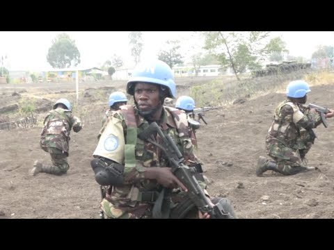 UN: Ambush Kills Two, Injures 13 Peacekeepers in DR Congo