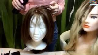 Установка системы  волос
