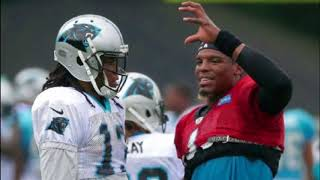 the truth behind the Cam Newton and Kelvin Benjamin beef