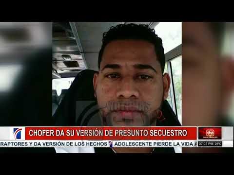 PN investiga el supuesto secuestro de Kairon Antonio Peralta