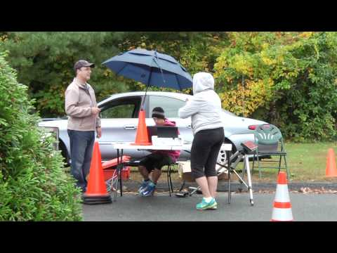 Converse Middle School Supporters Trot for Technology