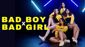 Badshah – Bad Boy x Bad Girl | Dancamaze x 2 to Tango | Mrunal Thakur | Nikhita Gandhi | Dance Cover
