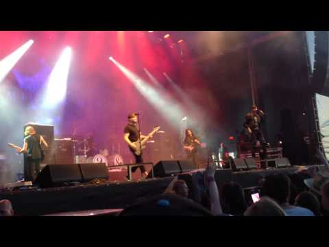 Of Mice & Men - Public Service Announcement LIVE @ Rock am Ring 2014