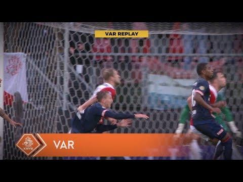 ARAG KNVB VAR Moment: Geen strafschop voor PSV