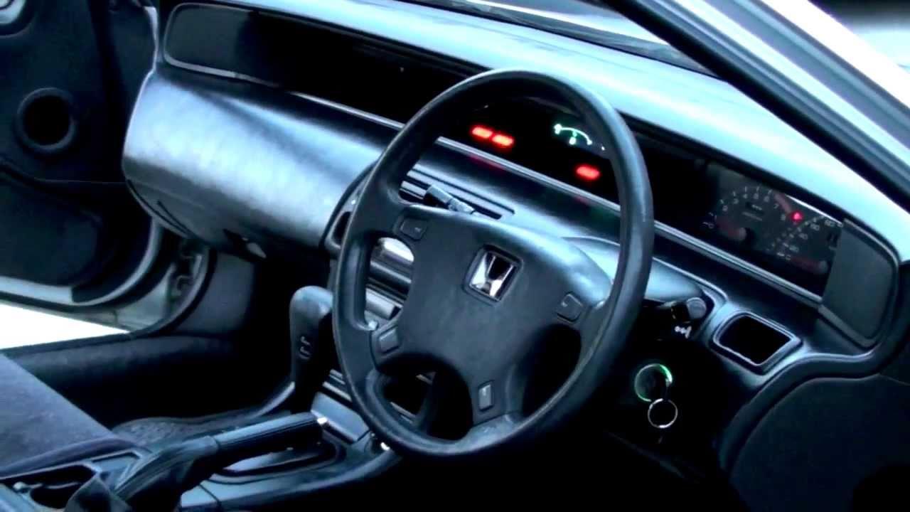 Honda Prelude Si 1993 2 2l Auto Youtube