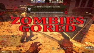 CSGO Running for my liiiiife! Zombie Escape #2