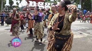 lelucon gokil asal usul tari turonggo yakso trenggalek ethnic carnival bioztv
