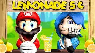 Download Video SMG4: Mario's Lemonade Stand MP3 3GP MP4