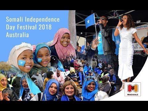 Somali Independence Day Festival 2018 - Australia.
