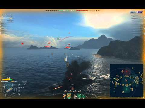 World of Warships High Explosive is Fair and Balanced
