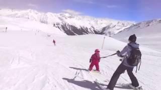 Lily's 1st day on Parsenn (The Big Mountain) Thumbnail