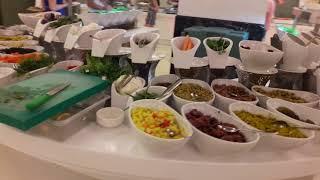 Adalya Elit Lara Hotel'de Türk gecesi (Ana restaurant)