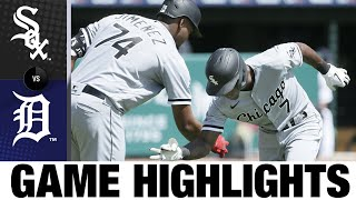 Anderson, Robert lead White Sox to 7-5 win | White Sox-Tigers Game Highlights 8/12/20