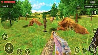 Animal Safari Hunter - Android GamePlay - Safari Hunting Games Android #25