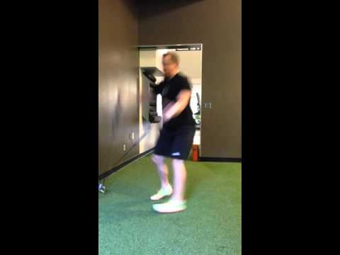 Weightlifting with ViPR - John Sinclair. Video 10