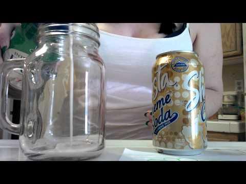 Drink #2 Irish Cream Soda Treat