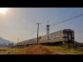 唐津線 キハ47+キハ125の4両編成 山本→鬼塚