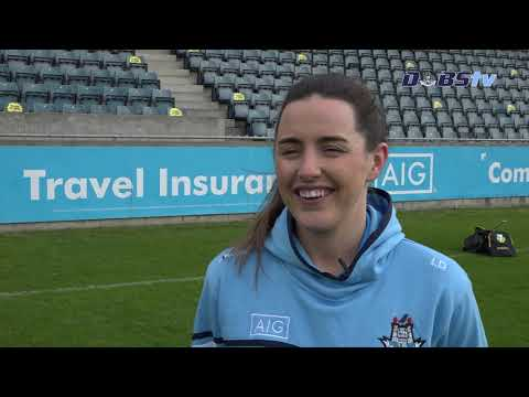 Lyndsey Davey chats to DubsTV ahead of new campaign