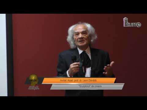 Portia de cunoastere    invitat   Academician prof  dr  Leon Danaila