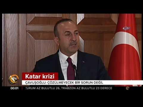 Dışişleri Bakanı Çavuşoğlu: Katar sorunu çözülmeyecek bir sorun değil