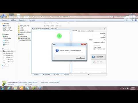 QCOM SMART TOOL v1.0.0.10317 CRACKED