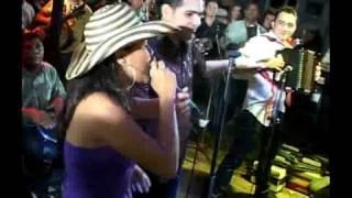 Amigos Especiales - Peter Manjarres & Karen Lizarazo en Fiestas de Aguachica 2009