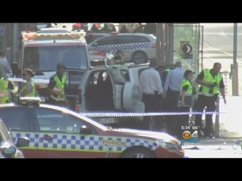 Police: Melbourne Attack Driver Had Mental Health Issues