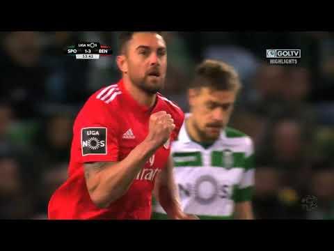 Sporting Lisboa 2:4 Benfica