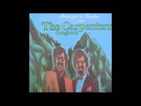 Ferrante & Teicher ‎– Play The Carpenters Songbook - 1975 - full vinyl album
