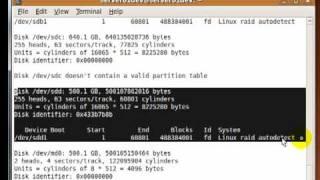 Bitwrestler.com: Ubuntu mdadm lesson 2