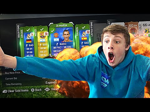 20 MILLION TOTY PLAYERS HACKED!! - FIFA 15