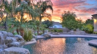 Custom Home in Val Vista Ranches - Sold by Amy Jones Group