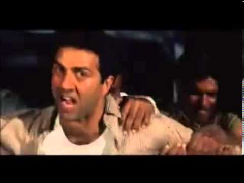 SUNNY DEOL BEST POWERFUL DIALOGUE SCENCE FROM GHATAK