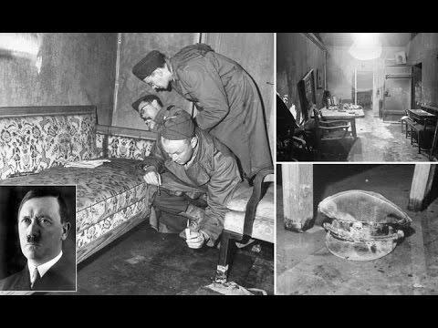 Тайна смерти Адольфа Гитлера. Загадки века