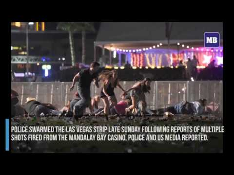 Police responding to shooter incident in Las Vegas